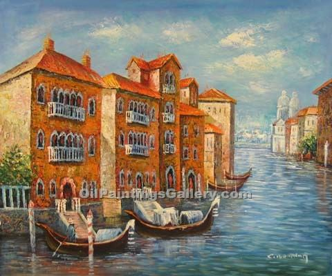 """Crossing the Grand Canal 16"""