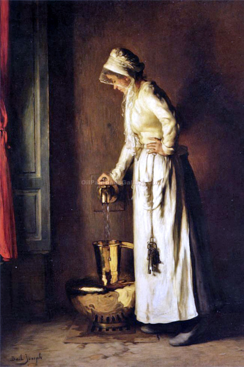 """Daily Stains"" by  Claude Joseph Bail"
