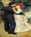 Dance in the Country by  Pierre Auguste Renoir (Painting ID: CL-4410-KA)