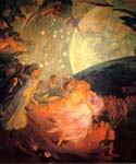Decoration for a Ceiling by  Paul Albert Besnard (Painting ID: CL-0962-KA)