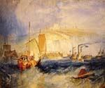 Dover Castle by  William Turner (Painting ID: LA-1902-KA)