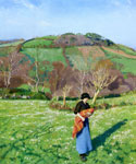 Early Spring by  Harold Harvey (Painting ID: LA-2707-KA)