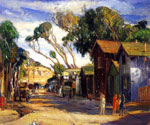 El Paseo by  Joseph Kleitsch (Painting ID: LA-2740-KA)