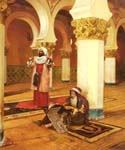 Evening Prayer by  Rudolf Ernst (Painting ID: ER-0102-KA)