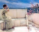Expectations by  Sir Lawrence Alma Tadema (Painting ID: EI-1315-KA)
