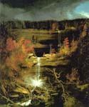 Falls of Kaaterskil by  Thomas Cole (Painting ID: LA-5601-KA)