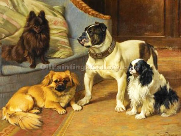 """Favourites"" by  Wright Barker"