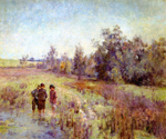 Field Naturalists by  Jane Sutherland (Painting ID: LA-3081-KA)