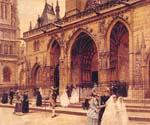 First Communion Paris by  Jean Beraud (Painting ID: CI-0904-KA)