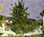 First Fruit by  Edouard Vuillard (Painting ID: LA-3475-KA)