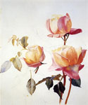 Florentine Roses by  Henry Roderick Newman (Painting ID: SL-0350-KA)