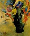 Flowers 36 by  Odilon Redon (Painting ID: SL-0036-KA)