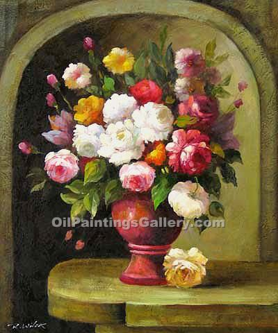 """Flowers in a Vase 70"""