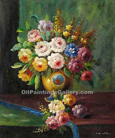 """Flowers in a Vase 71"""