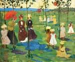 Prendergast Oil Paintings