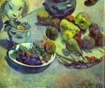 Fruit 14 by  Paul Gauguin (Painting ID: GA-0414-KA)