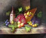 Fruit and Wine 82  (Painting ID: SL-1282-KA)
