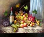 Fruit and Wine 83  (Painting ID: SL-1283-KA)
