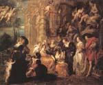 Garden of Love by  Peter Paul Rubens (Painting ID: CM-1512-KA)