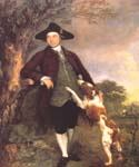 George Lord Vernon by  Thomas Gainsborough (Painting ID: CM-1079-KA)