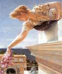 God Speed 13 by  Sir Lawrence Alma Tadema (Painting ID: EI-1313-KA)