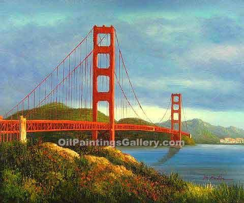 """Golden Gate Bridge, San Francisco 41"""