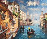 Grand Canal 70  (Painting ID: CI-1470-KA)