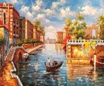 Grand Canal 94  (Painting ID: CI-1494-KA)