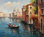 Grand Canal 97  (Painting ID: CI-1497-KA)