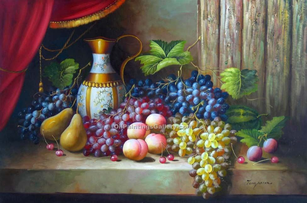 """Grapes and Pears """