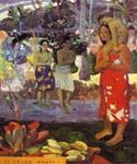 Hail Mary, Orana Maria 34 by  Paul Gauguin (Painting ID: GA-0334-KA)
