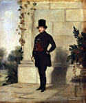 Henry Somerset, 7th Duke of Beaufort by  Henry Thomas Alchen (Painting ID: ED-0078-KA)