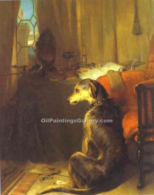 """High Life"" by  Sir Edwin Henry Landseer"