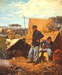 Home Sweet Home by  Winslow Homer (Painting ID: LA-5372-KA)