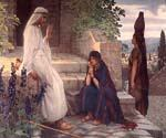 Home of Bethany by  Herbert Gustave Schmalz (Painting ID: CL-2758-KA)