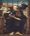 Hope 10 by  Edward Burne Jones (Painting ID: CL-7010-KA)
