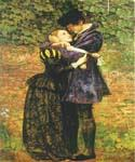 Huguenot by  John Everett Millais (Painting ID: CM-0709-KA)