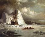Icebound Ship by  William Bradford (Painting ID: LB-0425-KA)