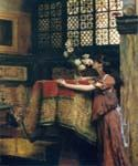 In My Studio by  Sir Lawrence Alma Tadema (Painting ID: EI-1276-KA)