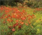 In Poppyland by  John Ottis Adams (Painting ID: CK-5990-KA)