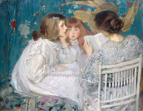 """In the Springtime 92"" by  James Jebusa Shannon"