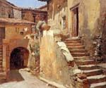 Duveneck Oil Paintings