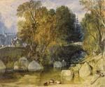 Ivy Bridge Devonshire by  William Turner (Painting ID: LA-6214-KA)