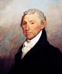 James Monroe, 5th President, Painted by Gilbert Stuart  (Painting ID: CM-0005-KA)