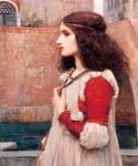 Juliet by  John William Waterhouse (Painting ID: CL-4223-KA)