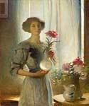 June by  John White Alexander (Painting ID: CL-1060-KA)