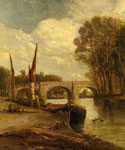 Kew Bridge by  James Webb (Painting ID: LA-0836-KA)