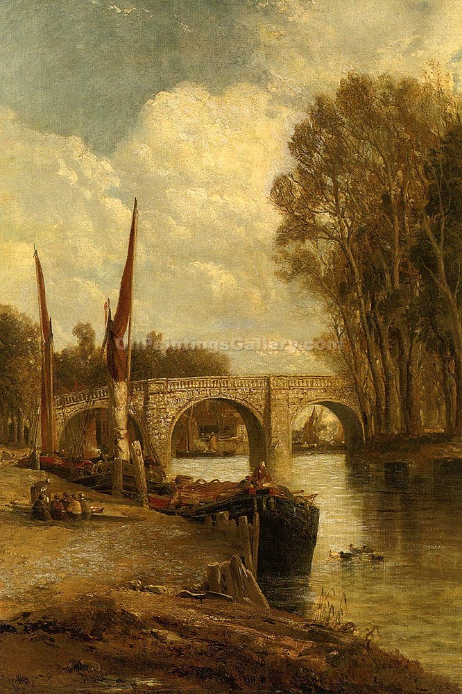 """Kew Bridge"" by  James Webb"
