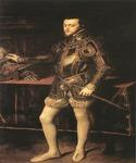 King Philip II by   Titian (Painting ID: DA-0038-KA)