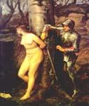 Knight Errant by  John Everett Millais (Painting ID: CL-2858-KA)